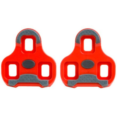 Look Cycle Keo Grip Road Cleat Red 9 Degree, One Size