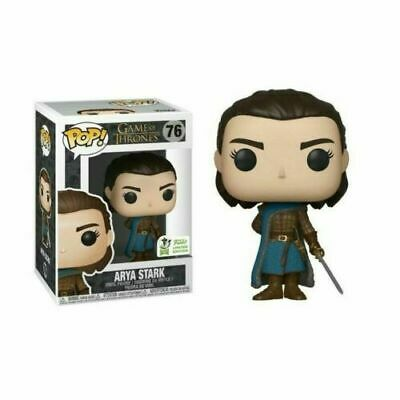 2019 NEW  #76 Game of Thrones Arya Stark Assassin ECCC Shared Exclusive