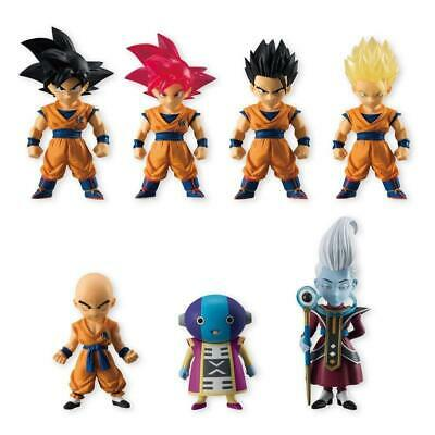 Dragon Ball Super ADVERGE 5 - Box of 10 - Dragonball Z Minifigures Complete Set