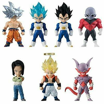 Dragon Ball Super ADVERGE 6 - Box of 10 - Dragonball Z Minifigures Complete Set