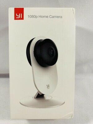 YI 1080p Home Camera, Indoor Wireless IP Security Surveillance System with Night