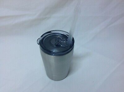 14 OZ HOGG Stainless Steel Tumbler-Kids- Sippy Cup- Disney
