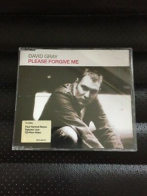 David Gray Please Forgive Me Cd Single