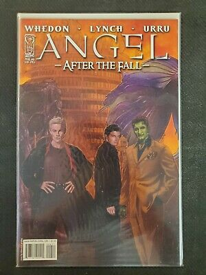 of 1000 variant ANGEL after the fall #2 IDW T/&S TOYS IDW COMIC BOOK