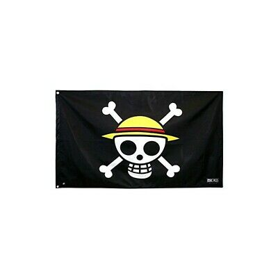 "ONE PIECE - Bandera ""Skull - Luffy"" (70x120)"