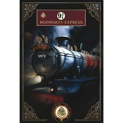 HARRY POTTER - Poster « Hogwarts Express » (91.5x61)