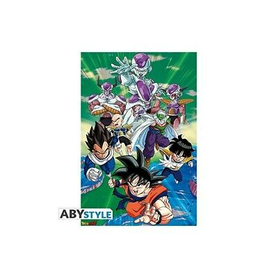 "DRAGON BALL - Poster ""Freezer group arc"" (91.5x61)"