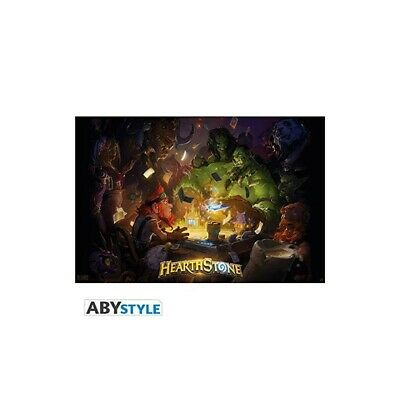 HEARTHSTONE - Key Art - Poster (91.5x61)