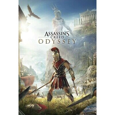"ASSASSIN'S CREED - Poster ""Odyssey Keyart"" (91.5x61)"