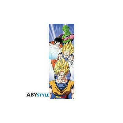 DRAGON BALL - Door Poster - Saiyans (53x158)