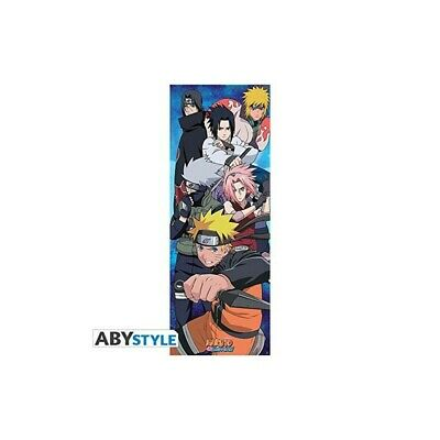 NARUTO SHIPPUDEN - Door Poster - Group (53x158)