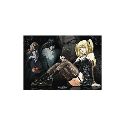 "DEATH NOTE - Poster ""Misa, L & Light"" (98x68)"