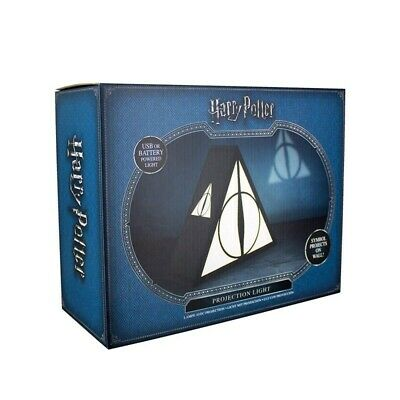Lampara Harry Potter Deathly Hallows, 22x19 cm