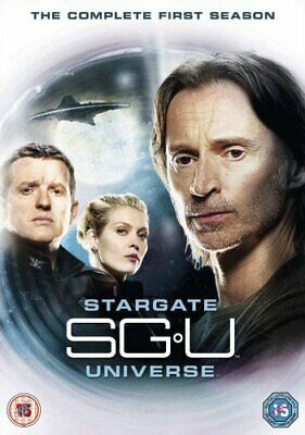 Stargate Universe - Complete Season 1 [DVD] - DVD  K2LN The Cheap Fast Free Post