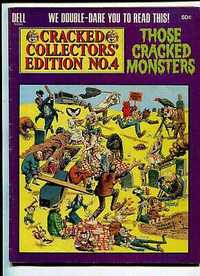 Cracked  Collectors Edition 4 Those Cracked Monsters