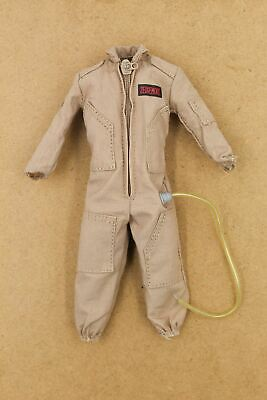 1/12 Scale Toy - Ghostbusters - Tan Jumpsuit Uniform for Zeddemore