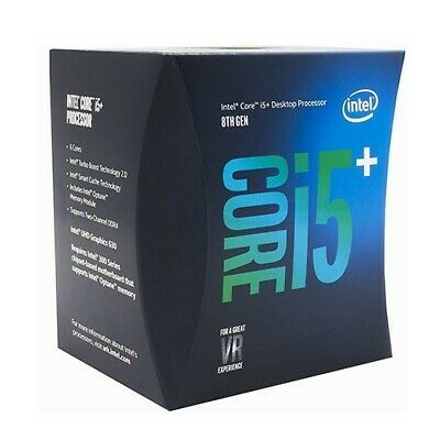 Intel Core i5-8400 2.80GHz+OPTANE 16GB Desktop Processor