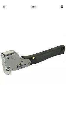 Stanley Tools FatMax Xtreme Heavy Duty Hammer Tacker Stapler 8mm - 12mm 0-PHT350