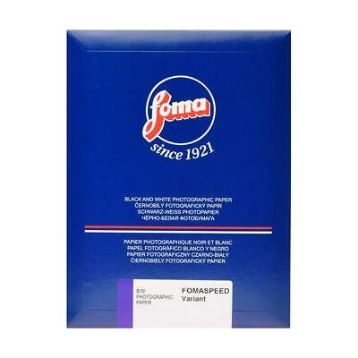 "Foma Fomaspeed Variant III 313 VC RC Paper, Velvet, 5x7"", 25 Sheets #29518"