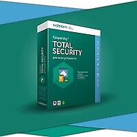 Kaspersky Total Security 2019 5 Devices 1 Year Global Worldwide Code Only