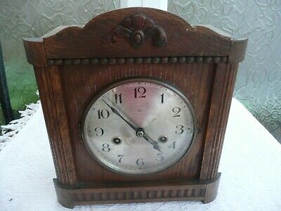 Antique, HAC Mantle Clock, Great Condition and Working Order.