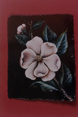"""Philip C Myer tole painting pattern """"Southern Magnolia"""""""