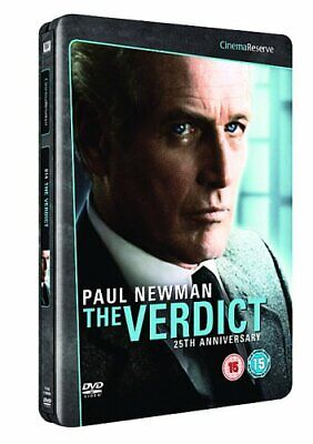 The Verdict  (2 Disc Cinema Reserve Edition in Metal Case) [1982]... - DVD  X4VG