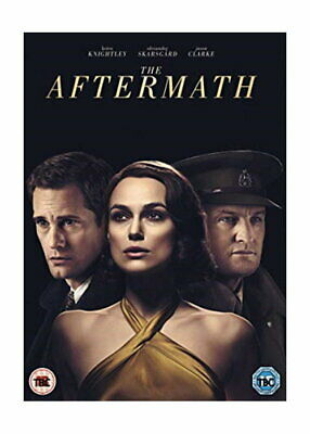 The Aftermath (2019) [New DVD]
