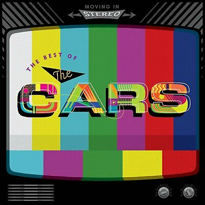 The Cars Best Of CD NEW My Best Friend's Girl/Just What I Needed/Drive/Candy-O+