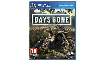 Days Gone PS4 PlayStation 4 Game Brand New Cellophane Sealed