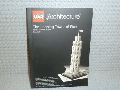 LEGO® Architecture Bauanleitung 21015 The Leaning Tower of Pisa B3506