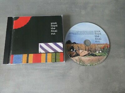 Pink Floyd – The Final Cut picture cd album