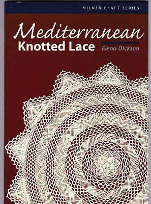 Mediterranean Knotted Lace Book
