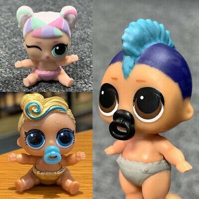 3X Lol Surprise L.O.L. PUNK BOI & UNICORN & 24K LUXE GOLD boy series lil dolls
