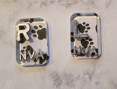 X-ray Markers Paw Print