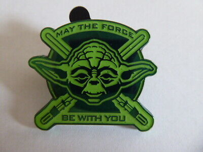 Disney Trading Pins 134756 Star Wars - Yoda May The Force Be With You