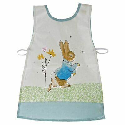 Beatrix Potter Peter Rabbit Childrens Tabard Apron- One Size Painting Craft