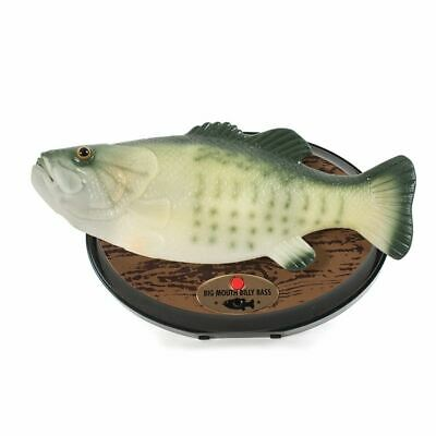 Big Mouth Billy Bass 15th Anniversary The Singing Sensation - Singing Fish Boxed