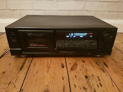 Aiwa AD-F850 Stereo Cassette / Tape Recorder. 3 Head, Dual Capstan. New belts.