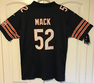 New Khalil Mack Chicago Bears Stitched Jerseys Free Shipping New With Tags