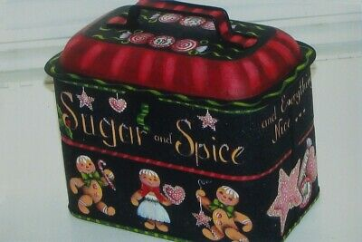 """Rosemary West tole painting pattern """"Sugar & Spice"""""""