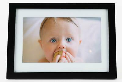 8 Inch Digital Photo Frame X08E - Digital Picture Frame with IPS Display AY