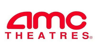 2 AMC Theaters Black MOVIE TICKETS, 2 Large DRINKS, 1 Large Popcorn (EMAILED)