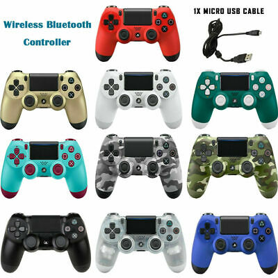 Wireless Bluetooth DualShock Playstation 4 Game Controller For Sony PS4 Gamepad