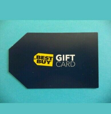 Best Buy $ 50.00 Gift Card