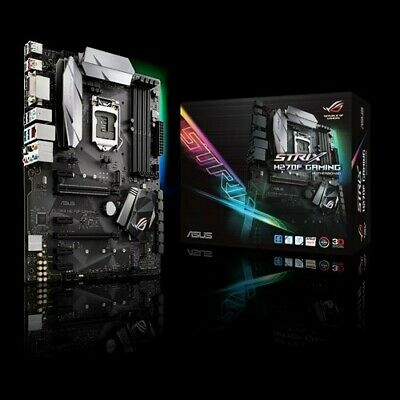 Republic of Gaming H270f Motherboard. Used. (Description)