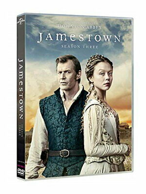 Jamestown: Season 3 Set [New DVD]