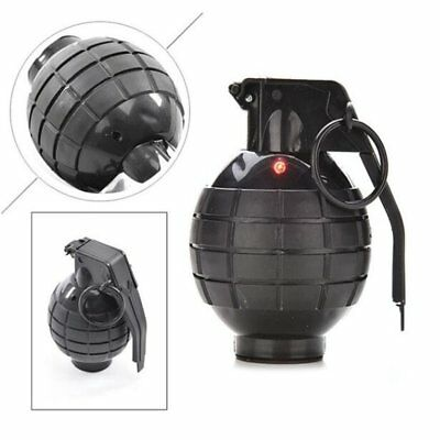 Durable Toy Grenade Toy Ammo Game Bomb Launcher Blast Replica Military 54