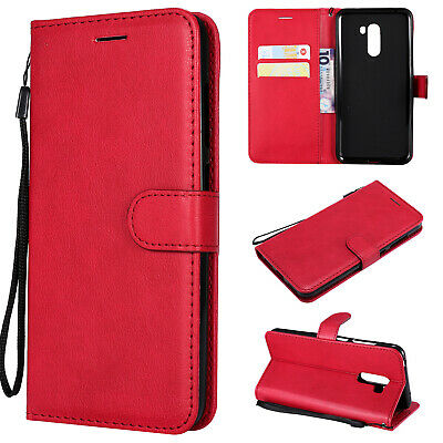 Magnetic Leather Wallet Flip Case For Xiaomi F1 7/8 Redmi Note 4X 5plus 6Pro S2
