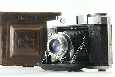 【EX+3】MAMIYA 6 Six IVB Rangefinder Medium Format Film Camera 6x6 From Japan